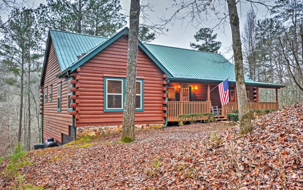 nest the vacation cabins cabin mountain ellijay at rental photo eagle in ga rentals