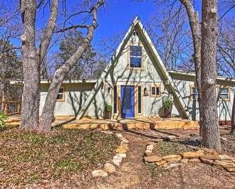 Remodeled 3BR Pottsboro House On Lake Texoma!