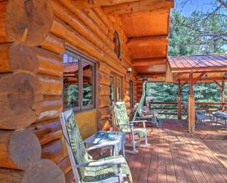 3BR Rapid City Cabin   Near Mount Rushmore!
