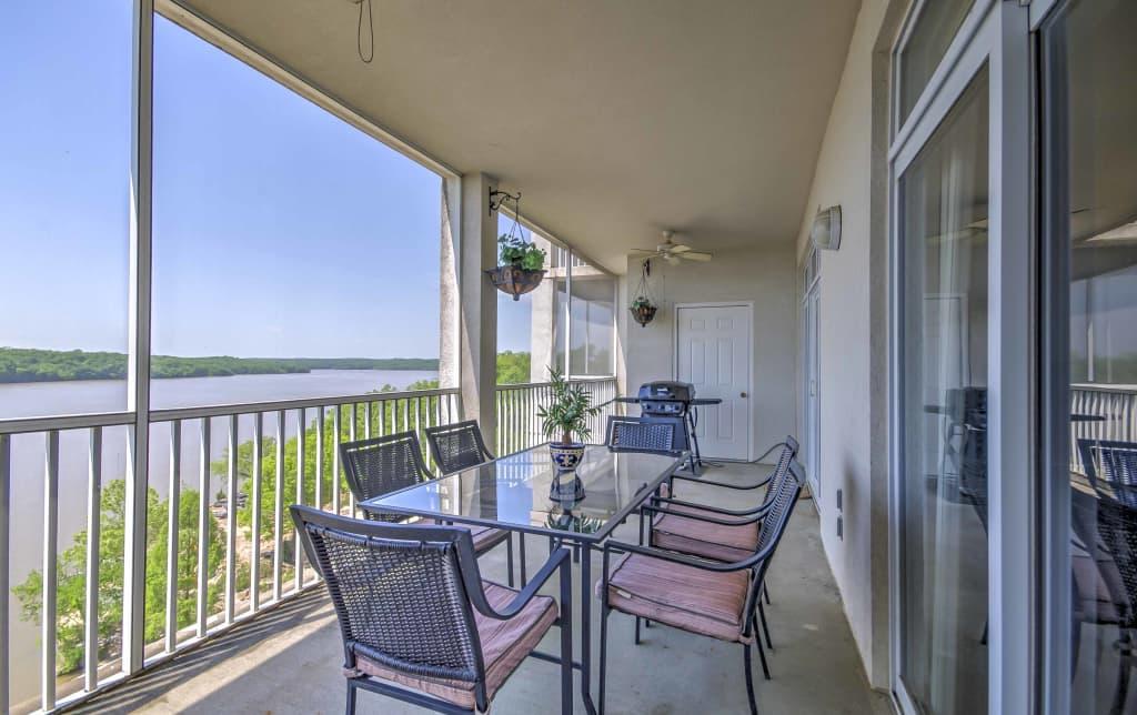 Lakefront 3BR Osage Beach Condo W/Porch!