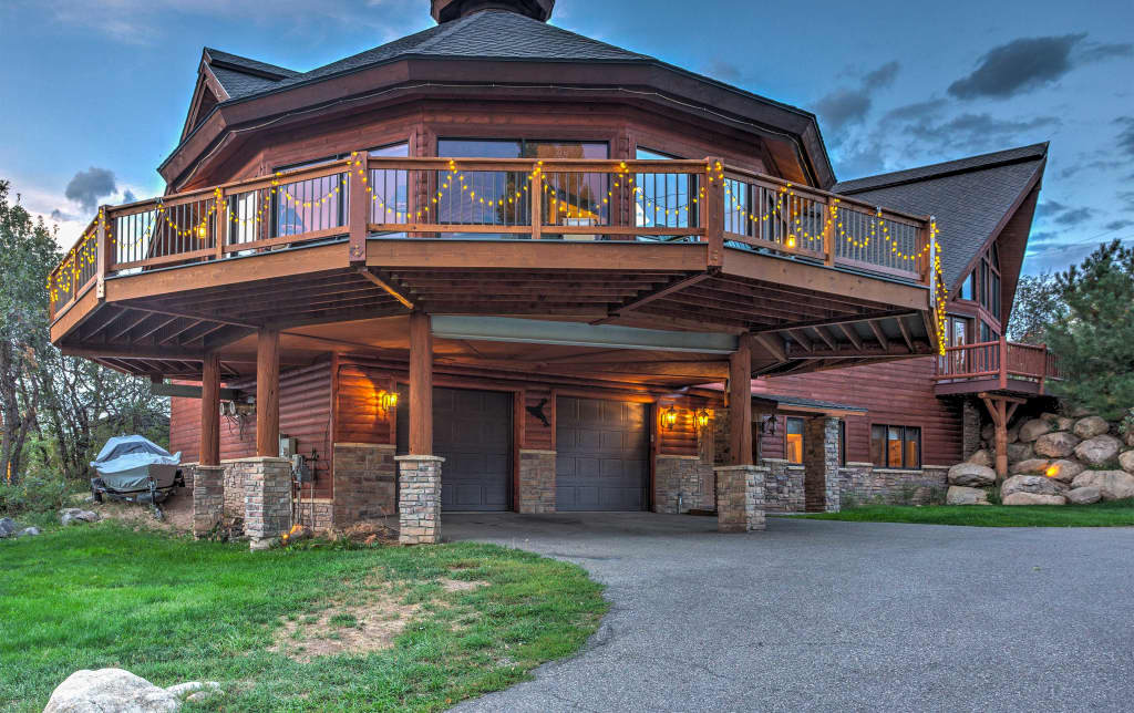 6BR Steamboat Springs House w360 Mtn Views