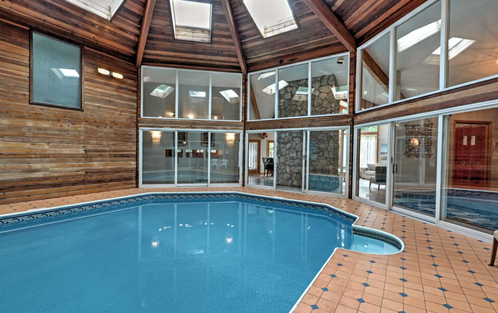 asolare 4br union pier house windoor pool - Indoor House Pools