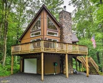 Vacation Rentals Pocono Mountain Area Evolve