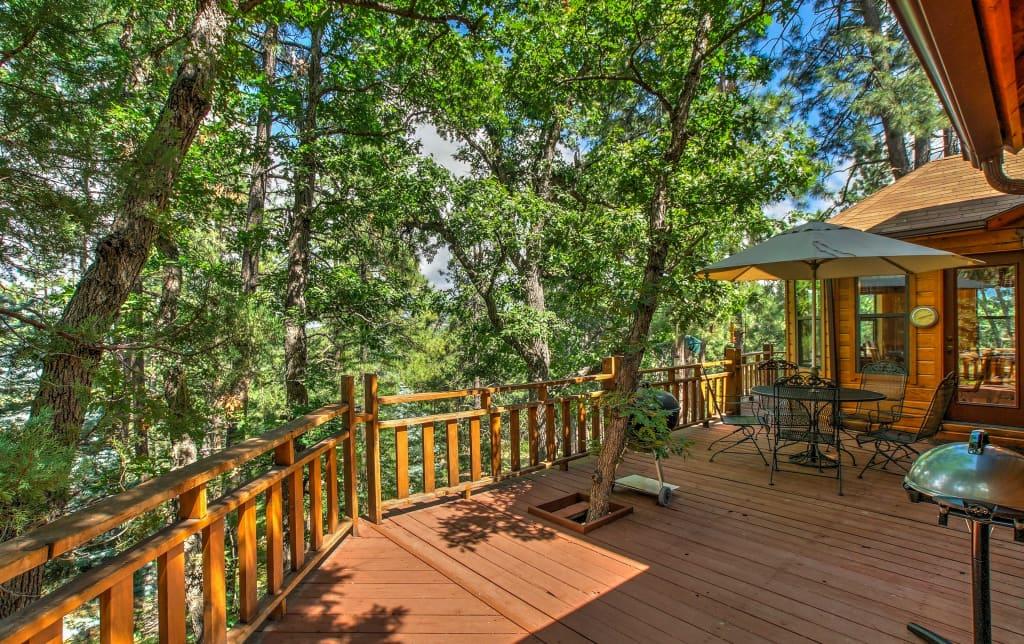 prescott farm pin lynx at and creek rental cabins rentals log cabin vacation