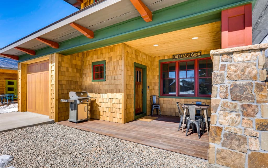 Pet Friendly Cabin In The Heart Of Grand Lake