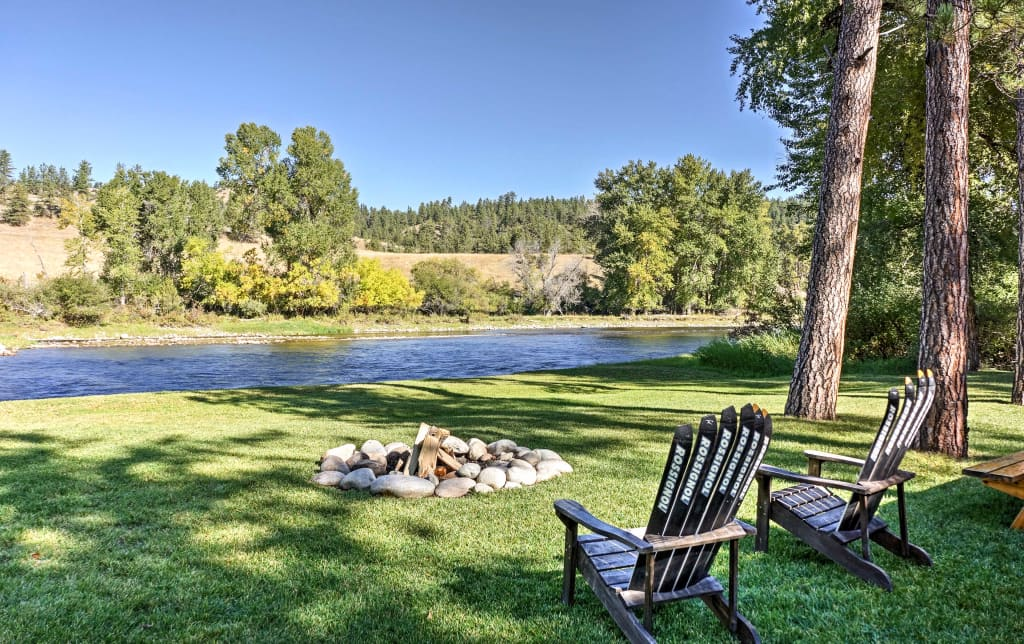 Wondrous New Cozy 1Br Cabin On Stillwater River Uwap Interior Chair Design Uwaporg