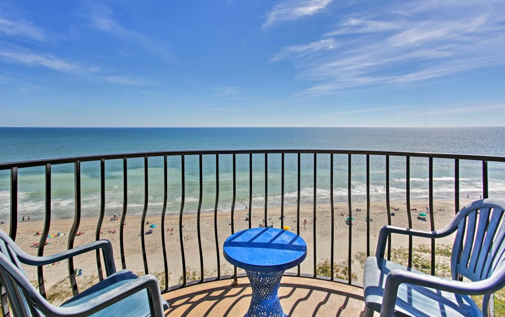 Marvelous Oceanfront Condo W Views 1 Myrtle Beach Location Home Interior And Landscaping Mentranervesignezvosmurscom