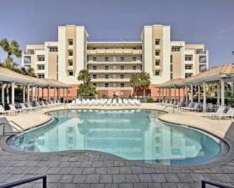 Cozy New Smyrna Beach Apartment Steps From Beach