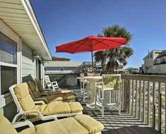 4BR Pensacola House W/Ocean Views U0026 Sun Deck!