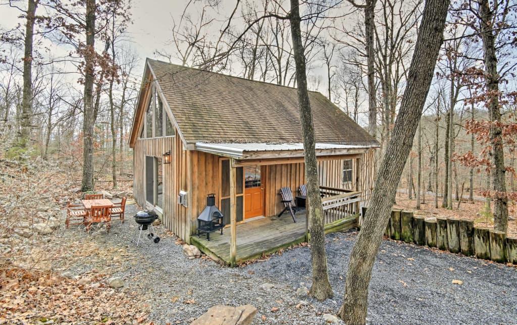 Luray caverns cabins