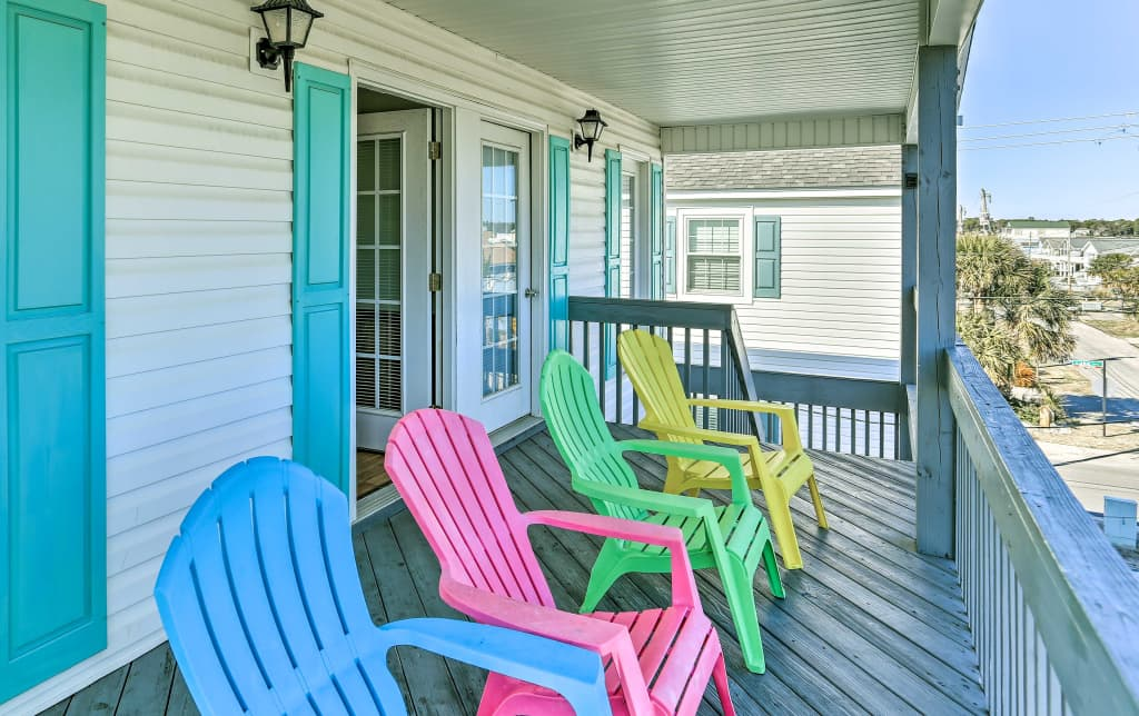 Magnificent Charming North Myrtle Beach House Walk To Beach Home Interior And Landscaping Ologienasavecom