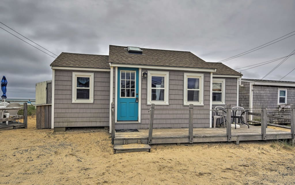 Fantastic Dennis Port Cottage By Sea St Beach W Deck View Best Image Libraries Sapebelowcountryjoecom