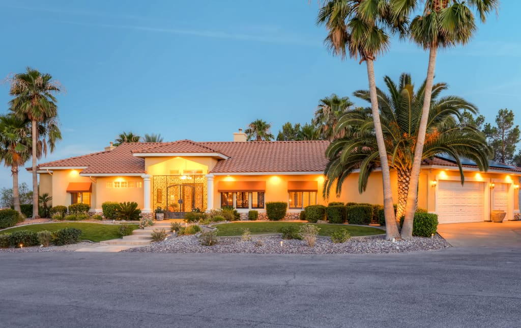 Las Vegas House w/ Pool - 20 Miles from The Strip!