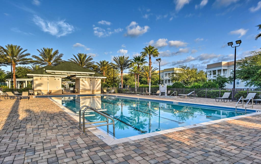 Swell Reunion Resort Condo W Patio 6 Miles To Disney Download Free Architecture Designs Scobabritishbridgeorg