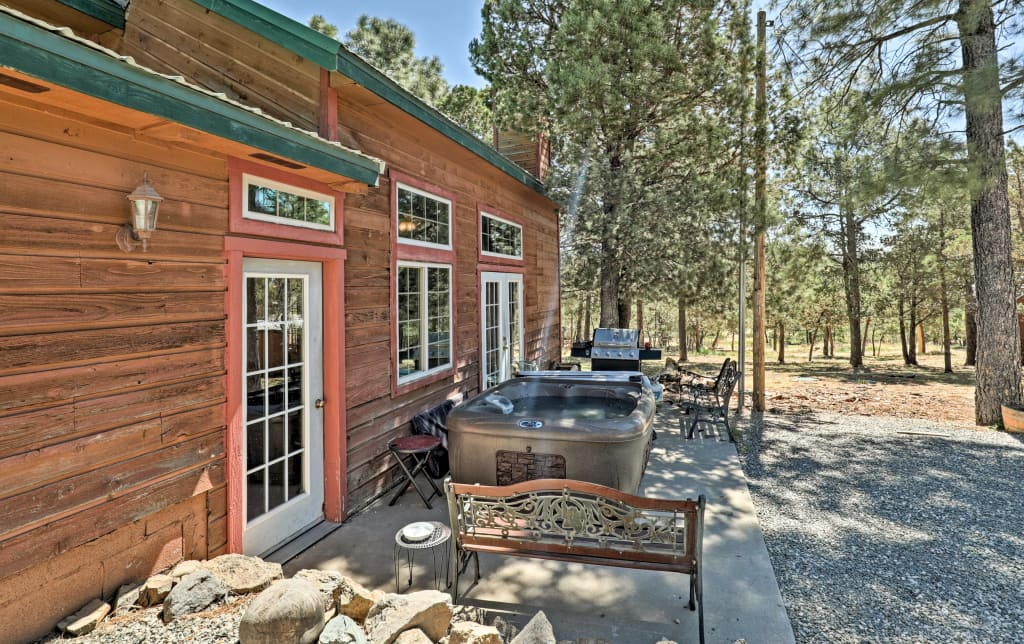 Cozy Big Bear Lodge Large Cabin W Hot Tub View