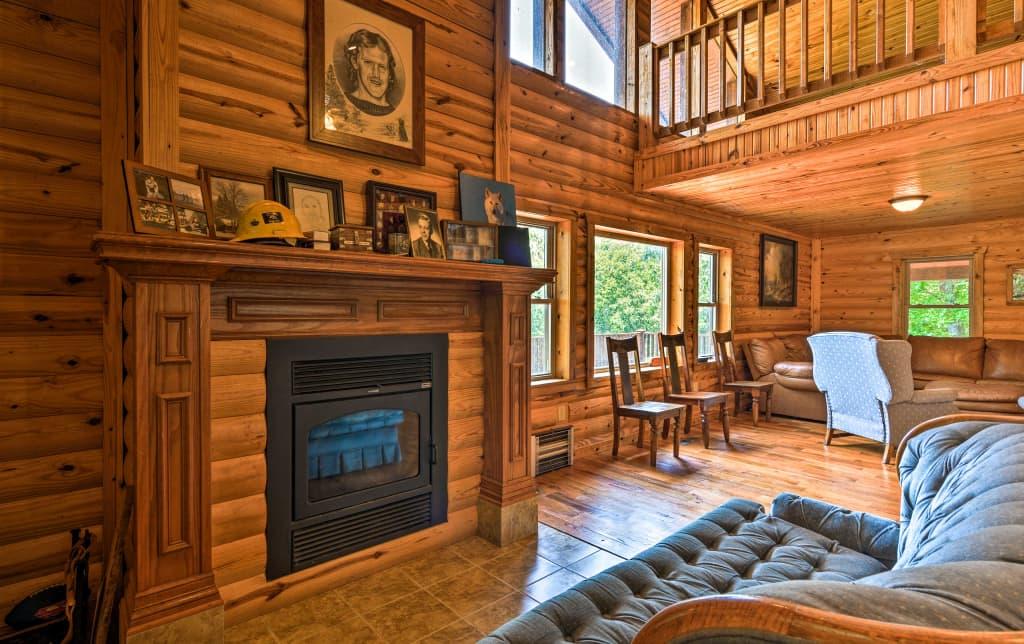 New Log Cabin W Atv Trails 5 Mins To Grand Lake