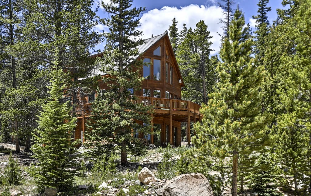 Aspen Leaf Lodge W Great Mountain Views
