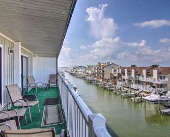 Fine New Waterfront Ocean City Apartment W Pvt Balcony Home Interior And Landscaping Ponolsignezvosmurscom