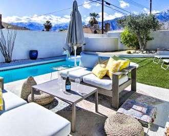 Private Palm Springs Condo w/Upscale Amenities!