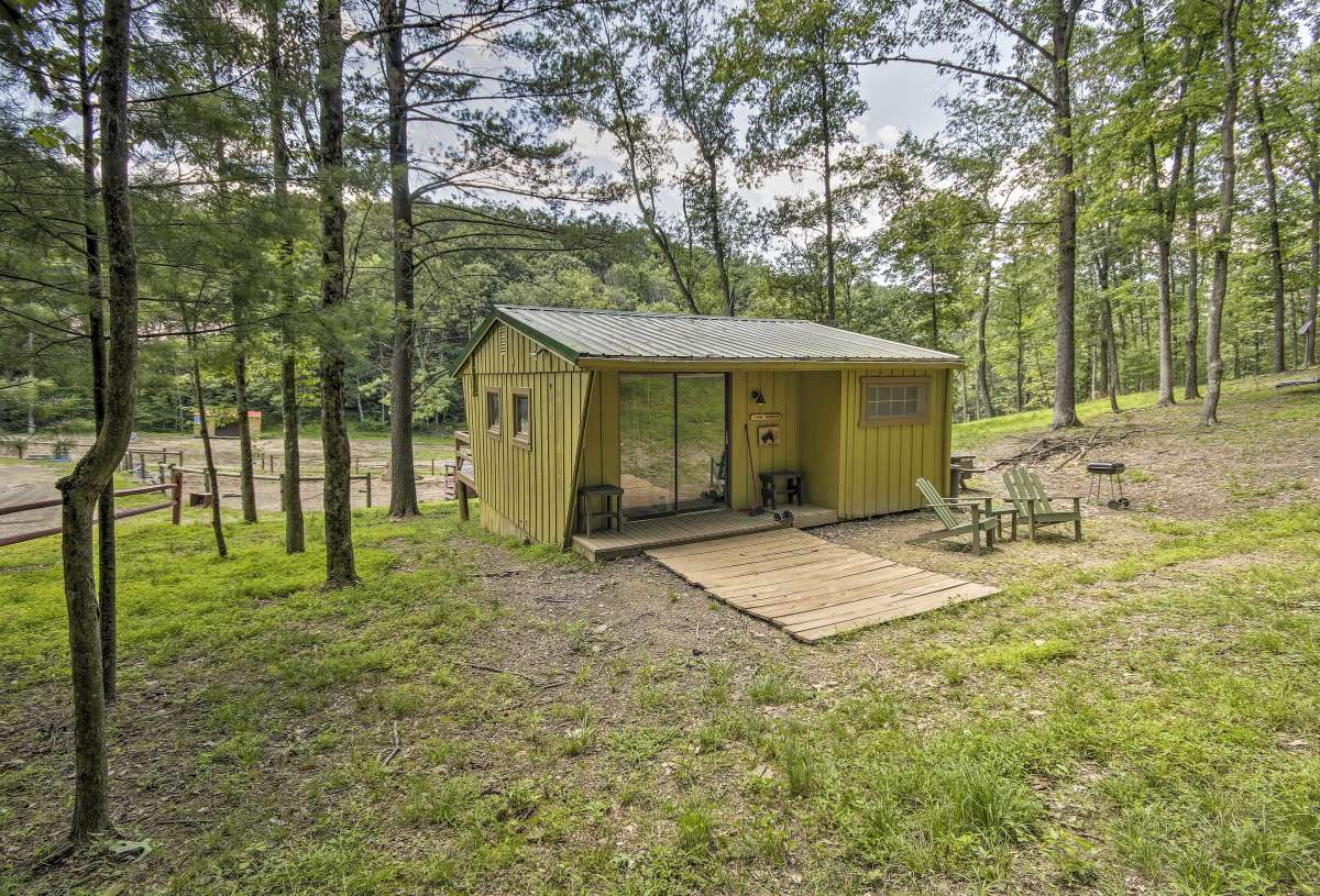 Cabin at Raystown Lake - Cabins for Rent in Huntingdon