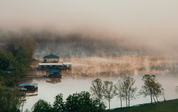 Stunning Lake of the Ozarks is a must-stop on your midwest family road trip.