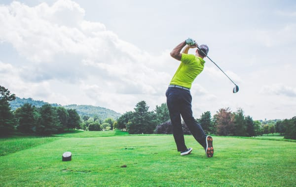 Orlando golfer