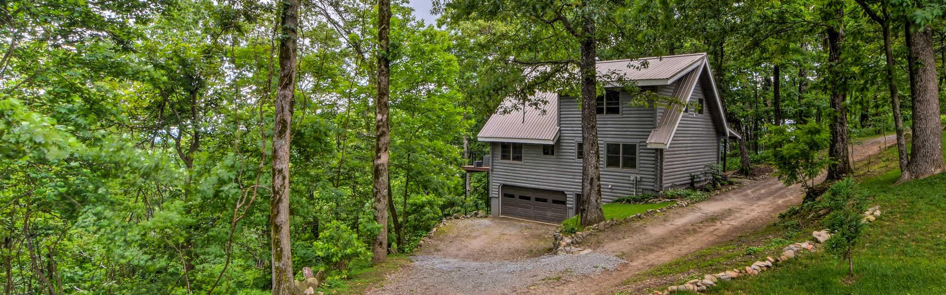 A property in Blue Ridge, GA.