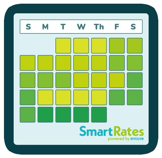 SmartRates Calendar