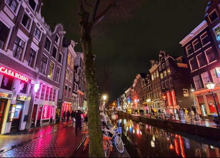 casas de garotas de programa na Holanda
