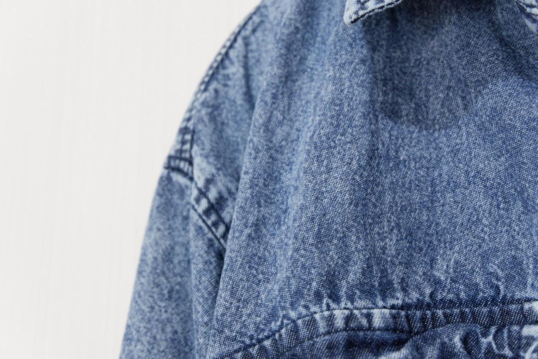 Long Acid Jeans Carla