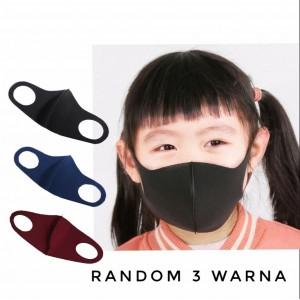 [6pcs dalam 1 PACK] New 3.1 Masker ANAK Scuba