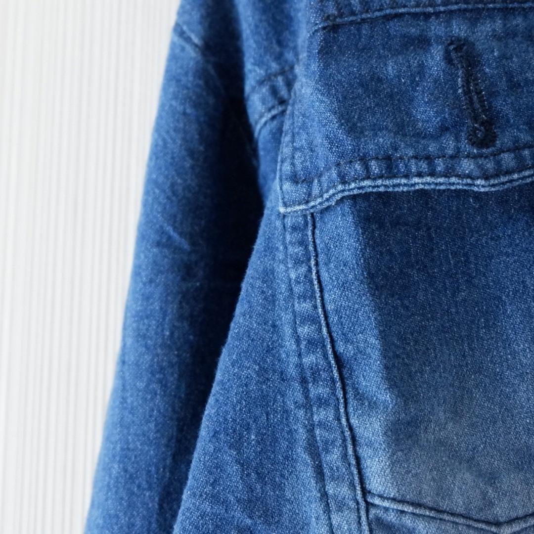 MT Jaket Basic Jeans Guess