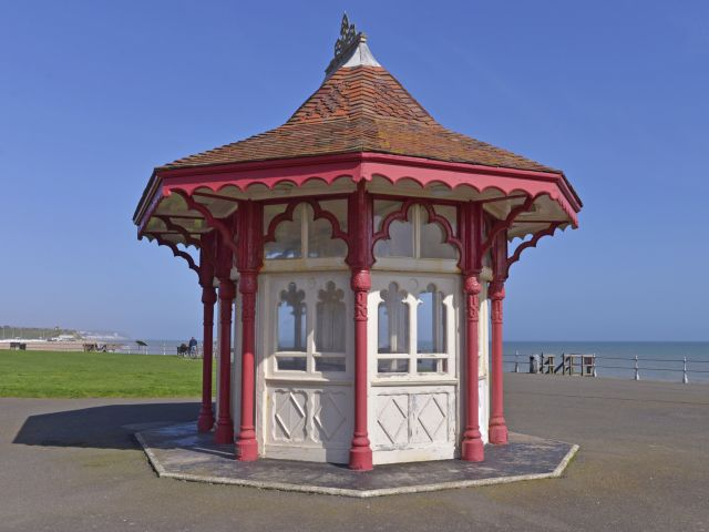Bexhill seafront