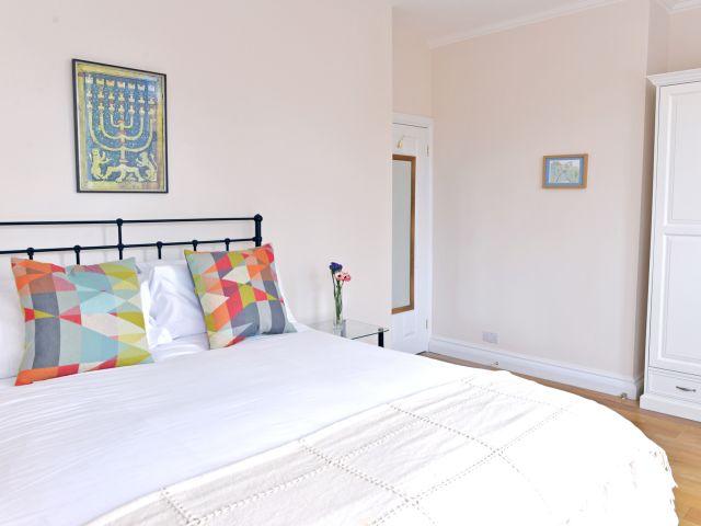 Master bedroom in Sea Dreams