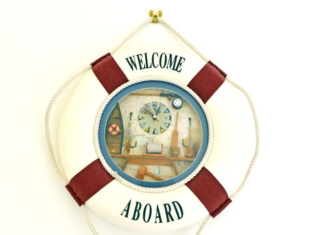 Nautical artwork