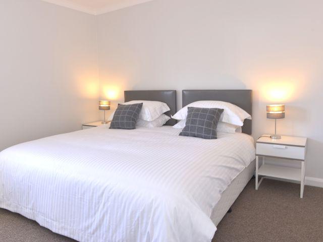 First floor flexible bedroom