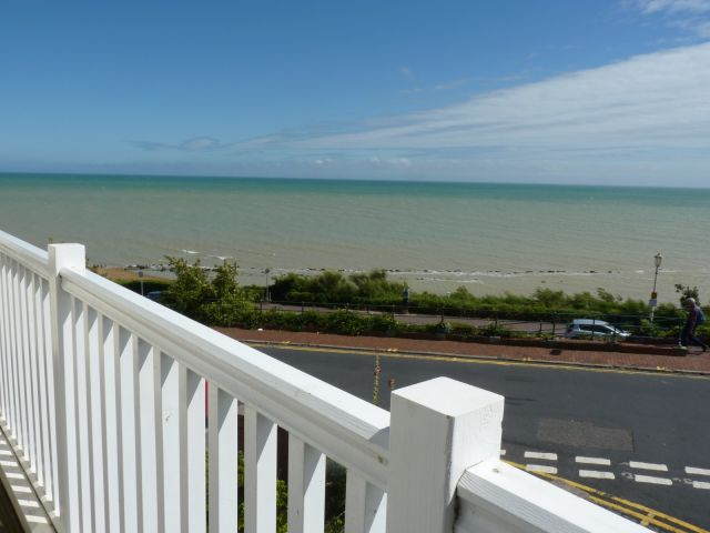 Balcony at Sea Dreams