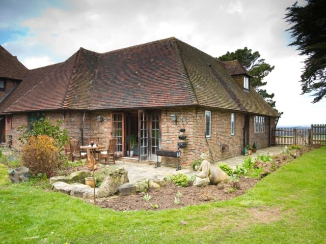 Cottage at Friston Down