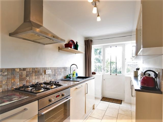 Kitchen of South Downs Cottage