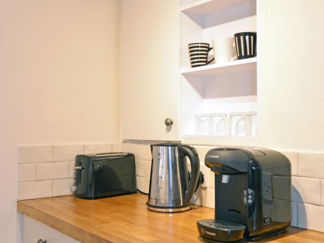 South Downs holiday cottage kitchen gadgets