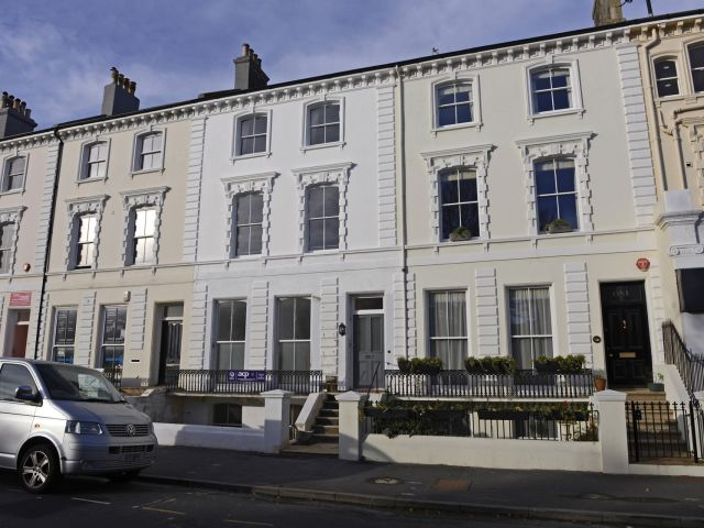 Bicknell House in Eastbourne