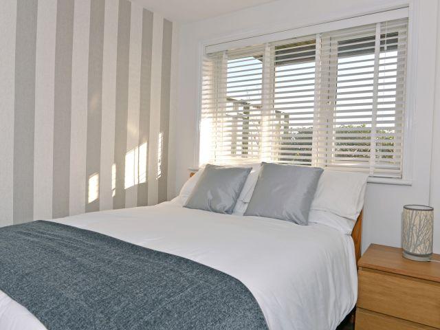 Bedroom 2 at Tides Cottage