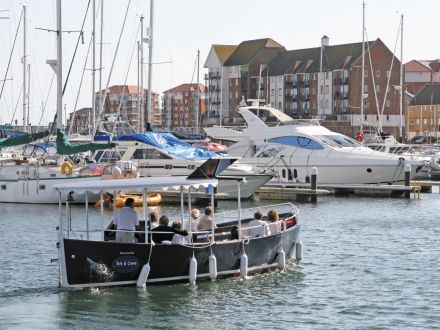 Enjoy a holiday rental in Eastbourne at Sovereign Harbour – new property available