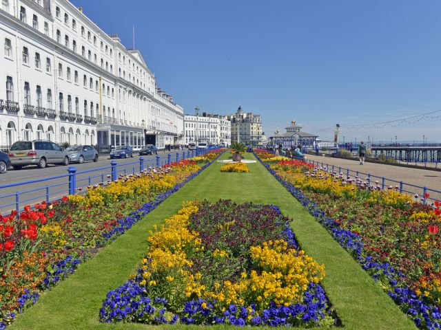 Eastbourne carpet gardens