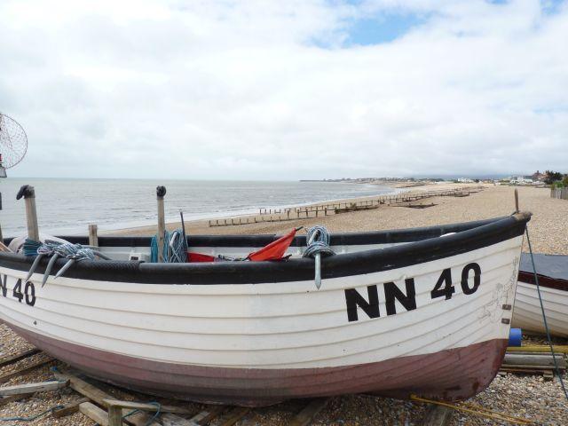 Boat nearby