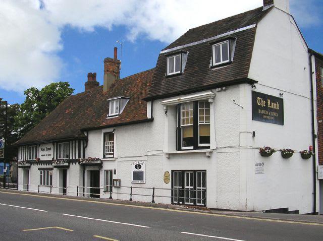 Old Town - Lamb Inn