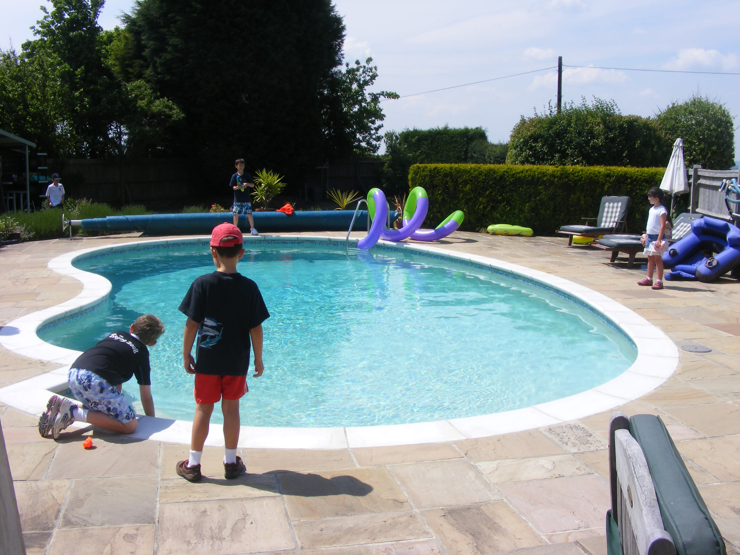Country house with swimming pool