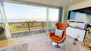 Pevensey Bay beach house