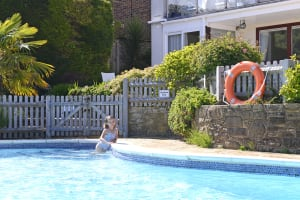 Exclusively Eastbourne - Fairways villa with private pool - Sussex holiday cottages
