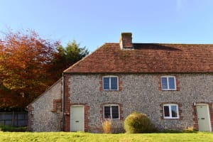 Exclusively Eastbourne - South Downs holiday cottage - exterior view